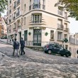 View of the historic district of Montmartre in Paris, France — Stock Photo #69232071
