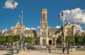 Church Saint-Germain-l'Auxerrois in Paris — Stock Photo