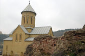 Church of St. George in the fortress Narikala. Tbilisi — Stockfoto