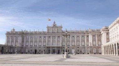 Madrid, Spain — Stock Video