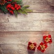 Christmas background — Stock Photo #59717837