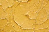 Cracked paint texture — Stock Photo