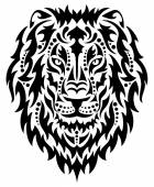 Lion. — Stock Vector
