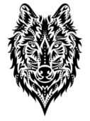 Wolf. — Stock Vector