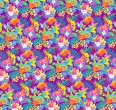 Tropical pattern. — Stock Photo