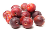 Sweet plums — Stock Photo