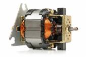 Small electric motor — Stock Photo
