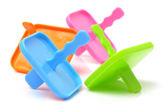 Popsicle craft sticks — Stock Photo