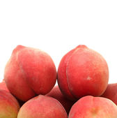 Ripe peaches — Stock Photo