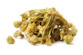 Flor de cebolinho chinês — Foto Stock