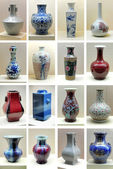 Antique chinese porcelain — Stock Photo
