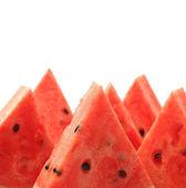 切片的西瓜 — 图库照片