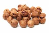 Shagbark hickory nuts — Stock Photo