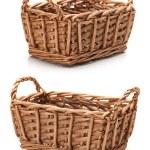 Empty baskets — Stock Photo #54533879