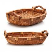 Beautiful baskets — Stock Photo