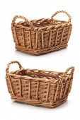 Empty baskets — Stock Photo