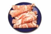 Mutton rolls — Stock Photo