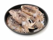 Raw cuttlefish — Stock Photo