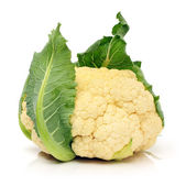 Fresh cauliflower — Stock Photo