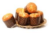 Välsmakande muffin kakor — Stockfoto