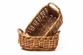 Empty baskets — Stock Photo
