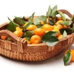 Ripe fresh tangerines — Stock Photo #60695697