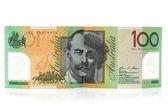 Australia Dollar, Bank note of Australia — Stock Photo