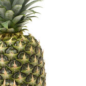 Whole fresh pineapple — Stock Photo