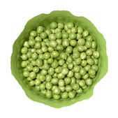 Fresh Snow peas — Stock Photo