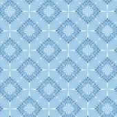 Snowflakes seamless texture — Stock Vector