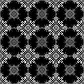 Vector elegant seamless pattern. — Stock Vector