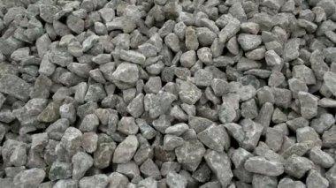 The limestone rocks — Stock Video