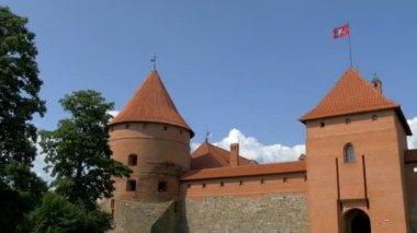 Vecchio castello — Video Stock