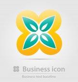 Originally created business icon — Stock Vector
