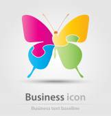 Originally created business icon — Stock Vector
