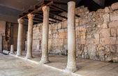 Starověké hlavní silnice v jeruzalémě — Stock fotografie
