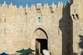 Damascus gate — Stock Photo