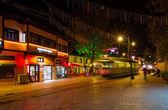 Public transport in Bursa — Stock Photo