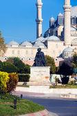 Architect Mimar Koca Sinan statue — Stock Photo