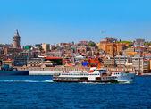 Galata toren, istanbul — Stockfoto