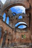 Alahan monastery — Stock Photo