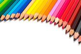 Set kleur potloden — Stockfoto