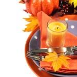 Happy Halloween Table Settings — Stock Photo #53849173