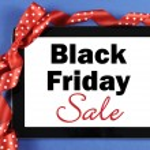 Black Friday Sale — Stock Photo #57970425