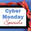Cyber Monday Sale — Stock Photo #57970733