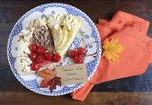 Thanksgiving Pie — Stock Photo