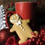 Christmas Holiday Treats — Stock Photo #59186449