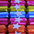 Christmas bon bon crackers — Stock Photo #59407783
