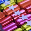 Christmas bon bon crackers — Stock Photo #59407969