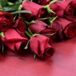 St Valentines Day red roses — Stock Photo #61898387